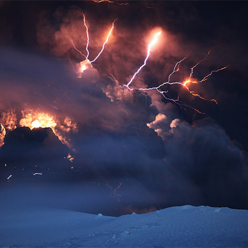 Erupting Light