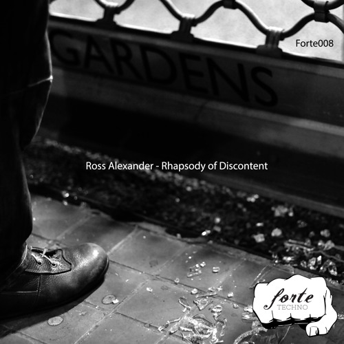 Ross Alexander - Rhapsody of Discontent (Out now)