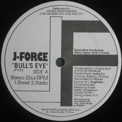 J - Force - Bulls Eye
