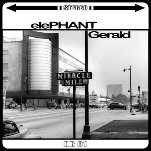 elePHANT Gerald - Sketch 3