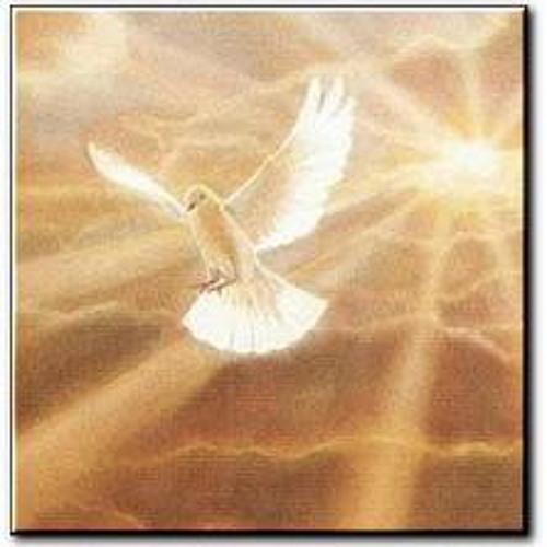 Esprit Saint ! paroles de louanges accompagnées par les Sim's
