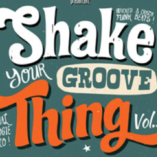Shake Your Groove Things - Waxist Promo Mix - FREE DOWNLOAD