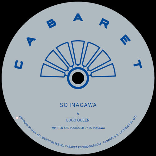 So Inagawa Cabaret 001 A1 Logo Queen