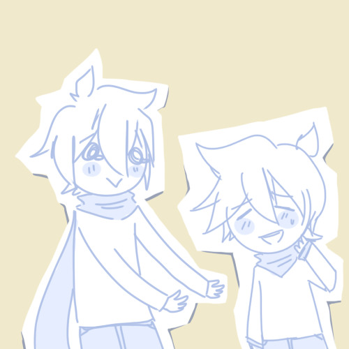 KAITO & Len - Like Dislike (Test)