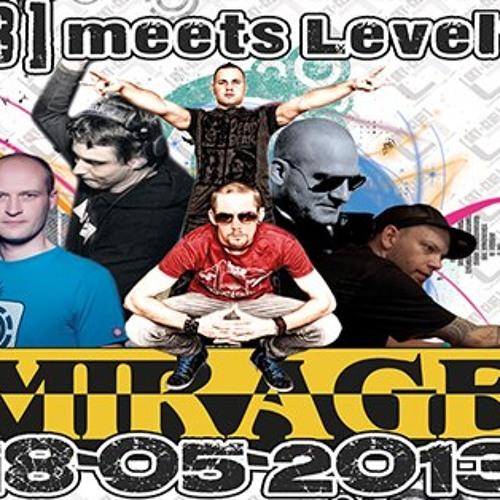 Minupren @ Sky Club meets Leveltrauma - Mirage Ballenstedt 18.05.2013