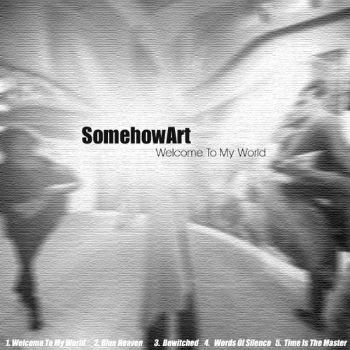 SomehowArt - Words Of Silence