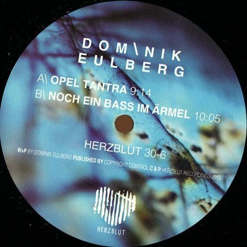 Dominik Eulberg - Noch ein Bass im Ärmel (Original Mix)