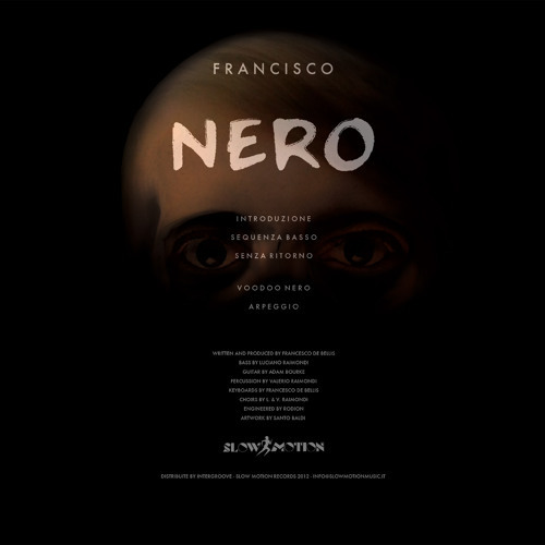Francisco - Voodoo Nero