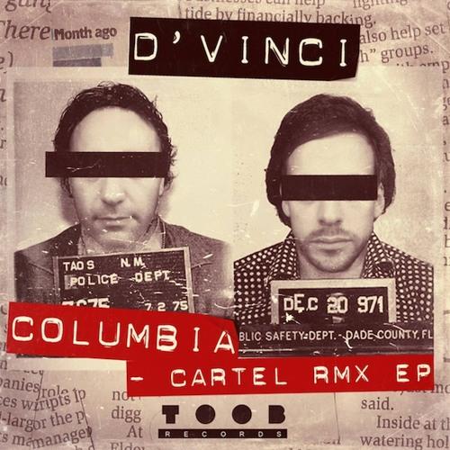 *OUT NOW* D'Vinci - Columbia (Freight Train Remix)