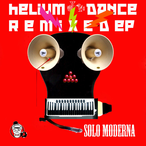 HELIUM DANCE REMIXED EP RMXS BY CABALLO/KOSTOV/CALAVERAS EA. OUT NOW!