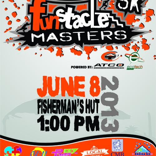 Funstacle Masters Radio Promo