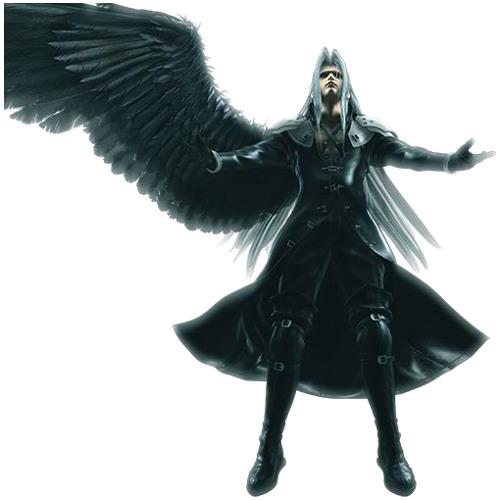 Final Fantasy VII Advent Children -
