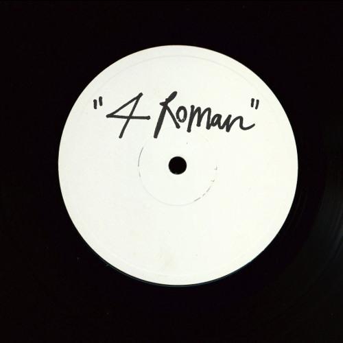 """JUNIOR SANCHEZ & STRIP STEVE """"4Roman"""""""
