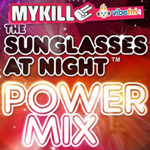 Sunglasses at Night Mini Mix Dance and Rnb