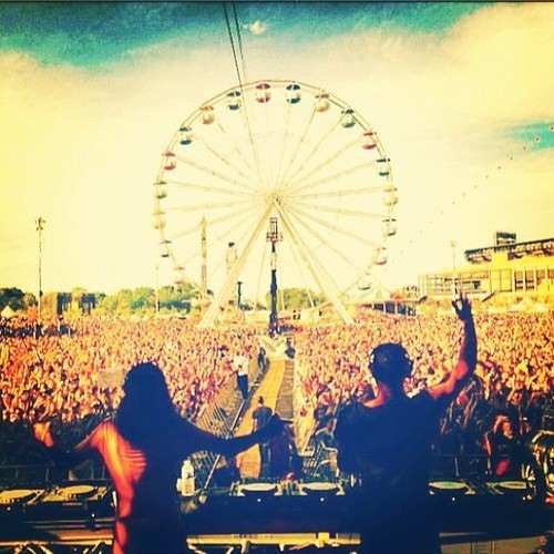 Sunnery James & Ryan Marciano at Electric Daisy Carnival - Chicago, USA [26.05.2013]