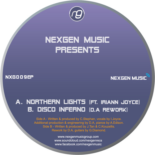 "NXG009EP - VARIOUS (12"" VINYL OUT NOW!)"