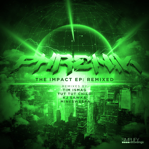 Ready For Impact (Tut Tut Child Remix) OUT NOW!!!