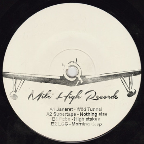 "High Stakes (Original Mix) (Mile High Records) 12"" OUT NOW!"