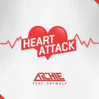 Listen to a new electro song Heart Attack (Club Edit) - Archie (ft. Crywolf)