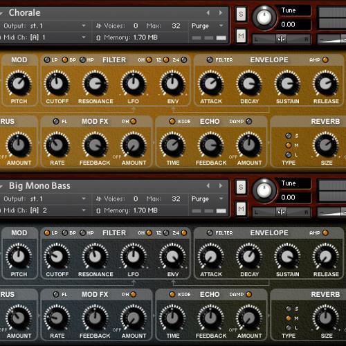 Big Synth - Demo
