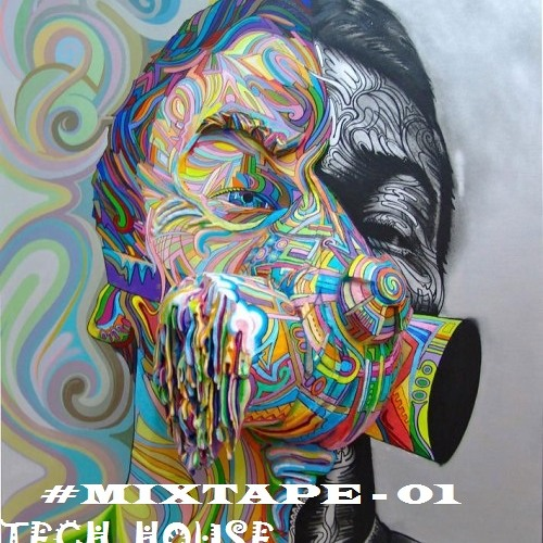 GW S.L.A.P #Mixtape - 01 tech-house and deep-house