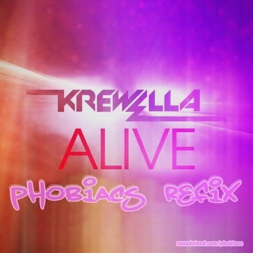Krewella - Alive (Pegboard Nerds Remix) (Phobiacs Refix)