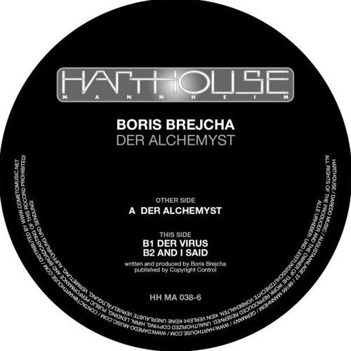 Der Alchemyst - Boris Brejcha (Original Mix) Harthouse 2012 - Preview