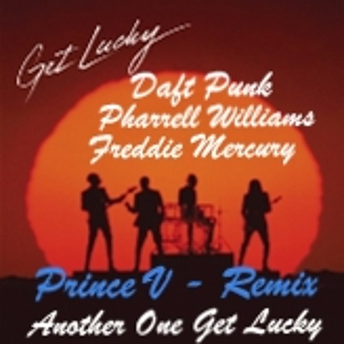 Prince V ft Daft Punk & Freddie Mercury - Another one Get Lucky