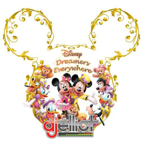 Disney Dreamers Everywhere (Non-Stop Disney Music Mix)