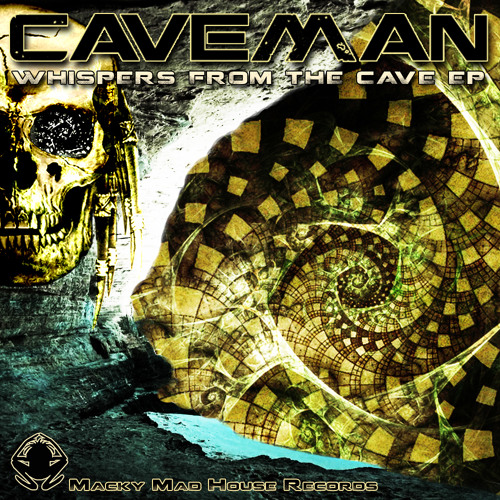 1 - CAVEMAN - Black Home - MMHREP008