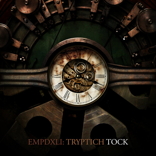 *OUT NOW* [EMPD041] TRYPTICH - TOCK (ORIGINAL)