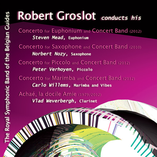 Concerto for Piccolo and Concert Band - Robert Groslot