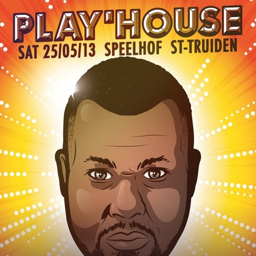 Play'house 25/5/13 with Krizz (Play'house, Belgium).