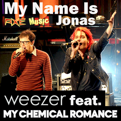 My Name Is Jonas Live [Weezer feat. My Chemical Romance]