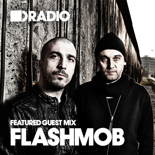 Defected In The House Radio - 27.5.13 - Guest Mix Flashmob @ Watergate
