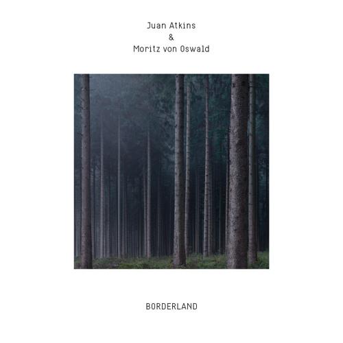 Juan Atkins & Moritz von Oswald - Mars Garden