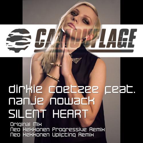 Dirkie Coetzee feat Nanje Nowack - Silent Heart (Original Mix) [Preview]