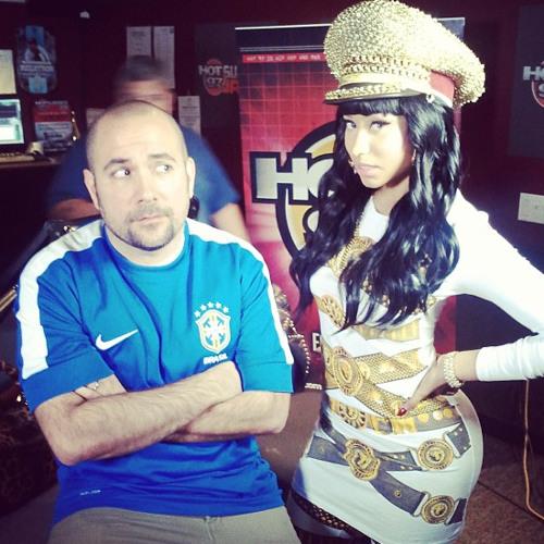 """Peter Rosenberg's Best of Nicki Minaj """"Make Up"""" Mix"""