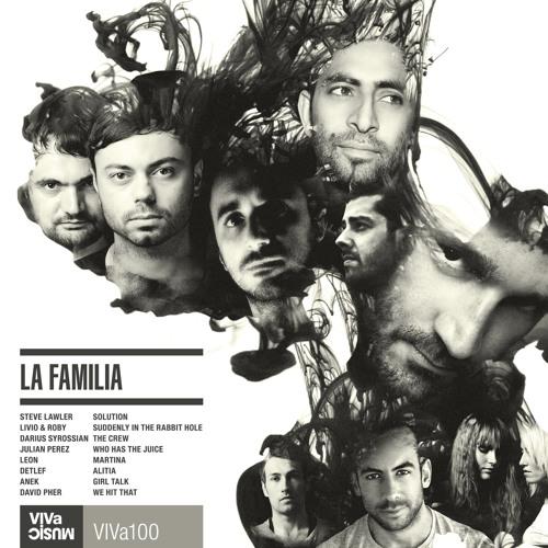 OUT NOW - DARIUS SYROSSIAN - 'The Crew' - VIVa MUSiC - for the La Familia VIVa 100th release e.p