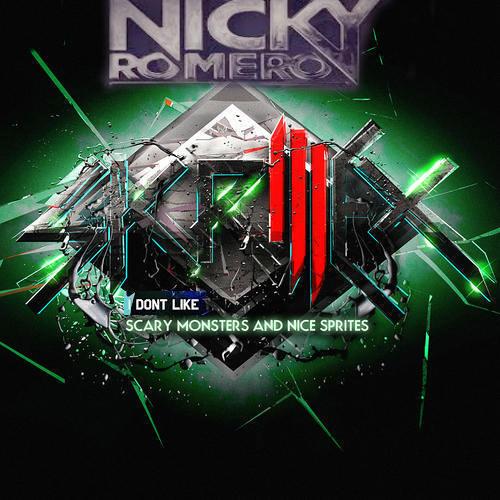 I Don't Like Scary Monster - Skrillex vs Nicky Romero ( Gianno Mashup )
