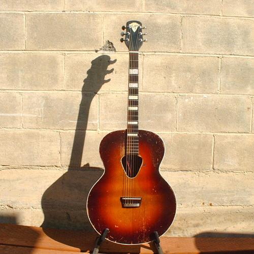 guitar instrumental (DADFCE)
