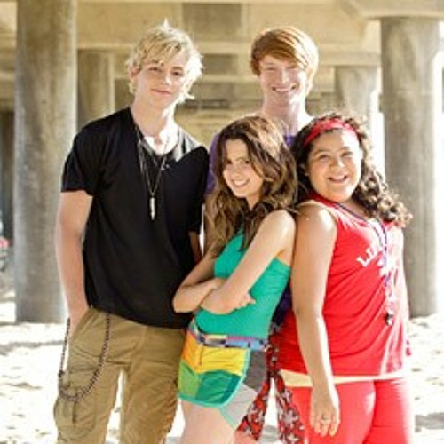 austin and ally ross lynch heard it on the radio