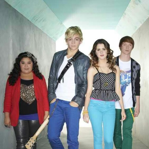 austin and ally ross lynch better together