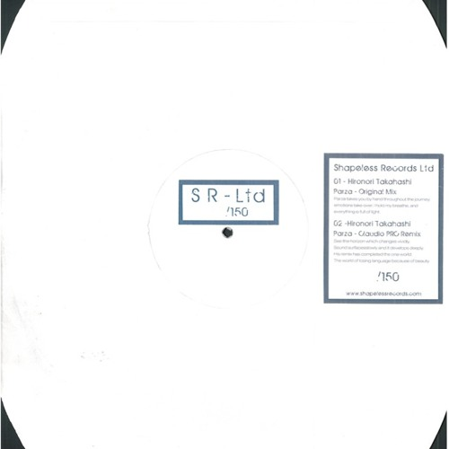 Sr-Ltd - 001) Hironori Takahashi - Parza - ( Inc. Claudio PRC Remix )