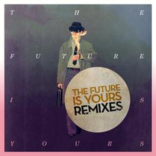 Kraak & Smaak - The Future Is Yours (Adriatique Remix) - Out on June 24th