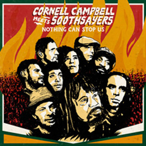 "Cornell Campbell meets Soothsayers - ""With You My Heart Belongs"""