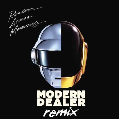 Daft Punk (Feat. Panda Bear) - Doin' It right (Modern Dealer remix)