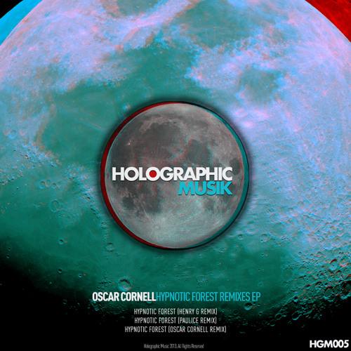 Oscar Cornell - Hypnotic Forest (Remix) [Snippet]