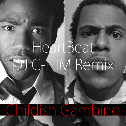 @DonaldGlover-Heartbeat (@Deejaychim Remix)