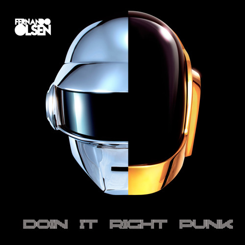 Doin It Right Punk- Olsen (Daft remix)